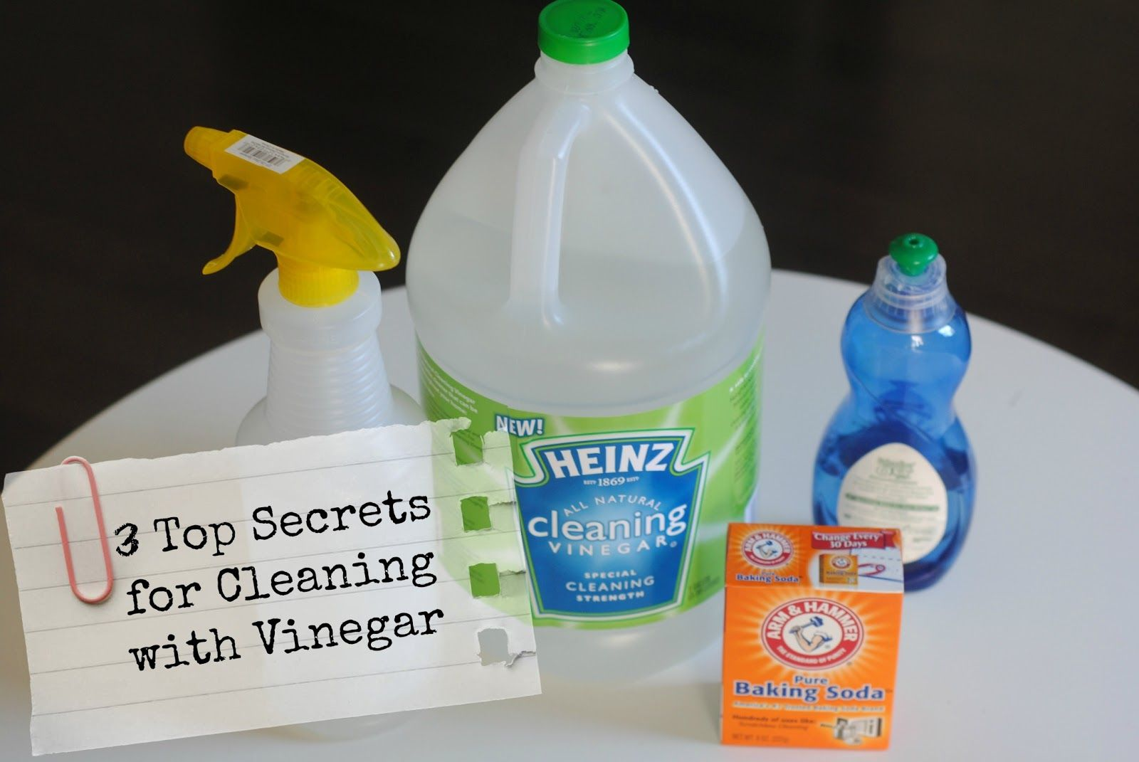 3 Top Secret Tricks For Cleaning With Vinegar Vinegar Cleaning Homemade Grout Cleaner Cleaning Hacks