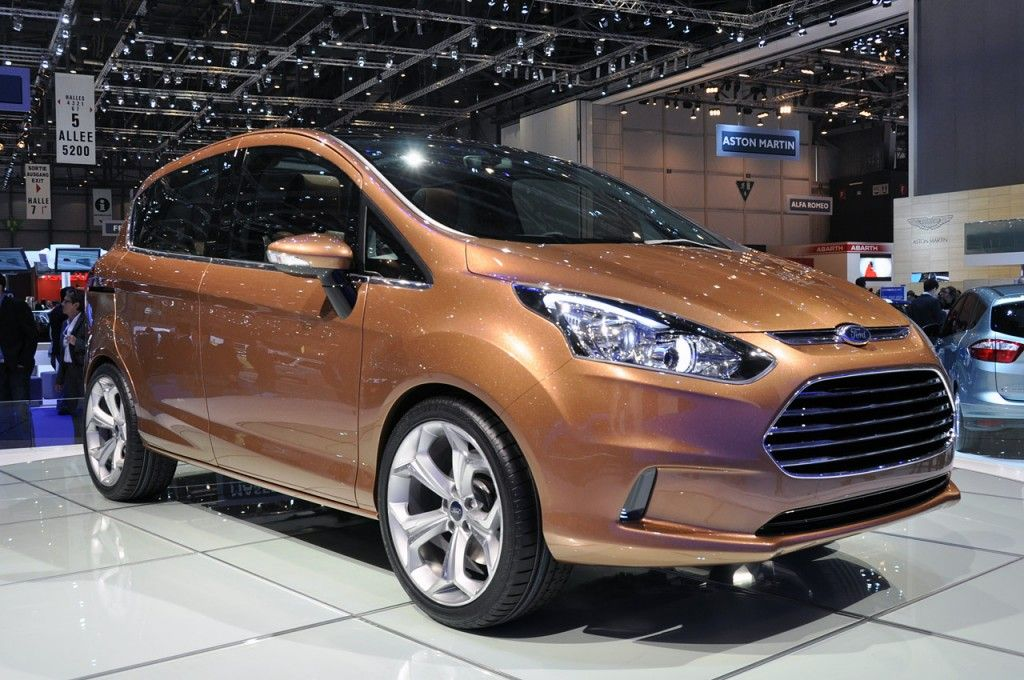 With Ecoboost 3 Cylinder Engine And The Back Sliding Door The