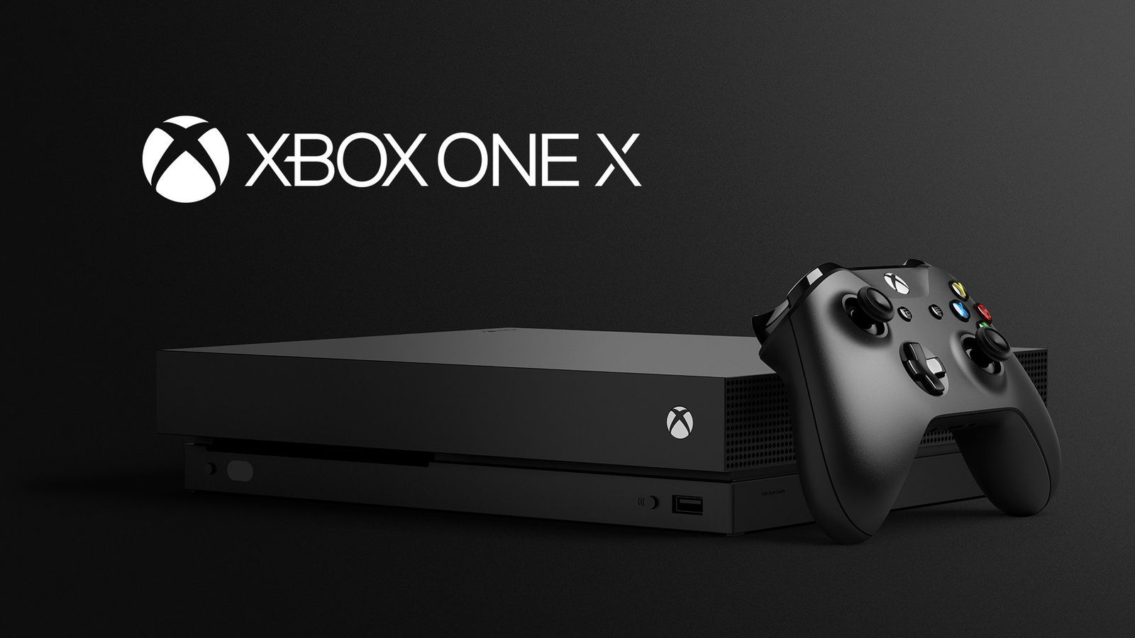 Xbox One X Is Microsoft S Next Game Console Arriving On November 7th For 499 Xbox One Console Xbox One Xbox One S