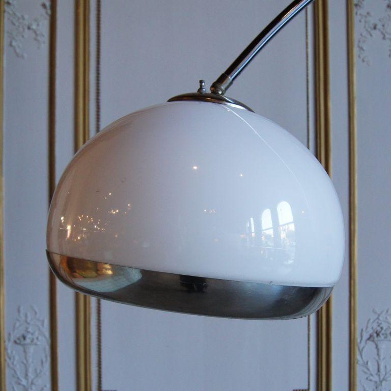 Vintage Arc Floor Lamp Uxdpwxxr | Lamps | Pinterest | Floor lamp ...