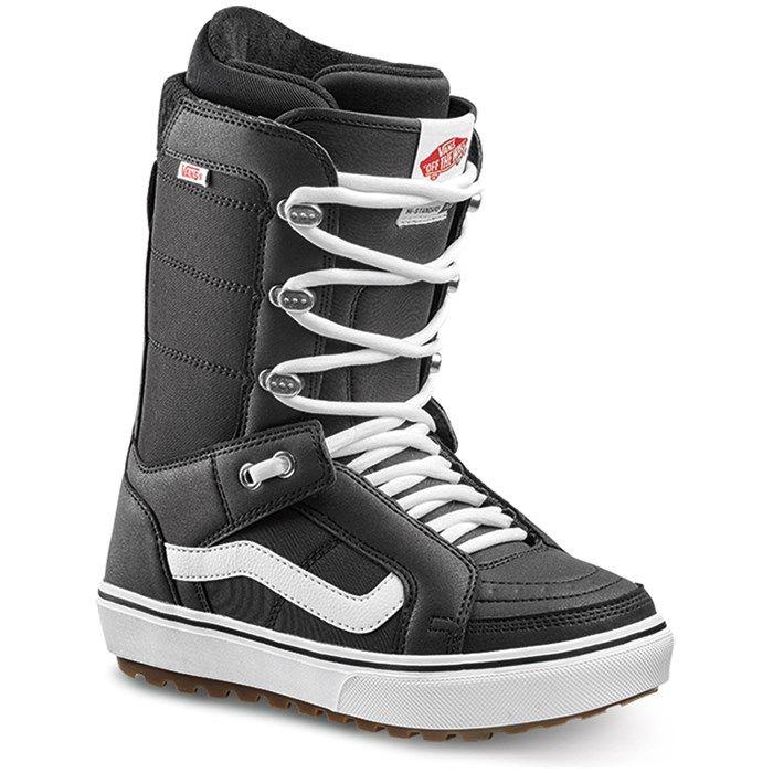 2019 VANS vans AURA BOOT aura boots BLACKWHITE