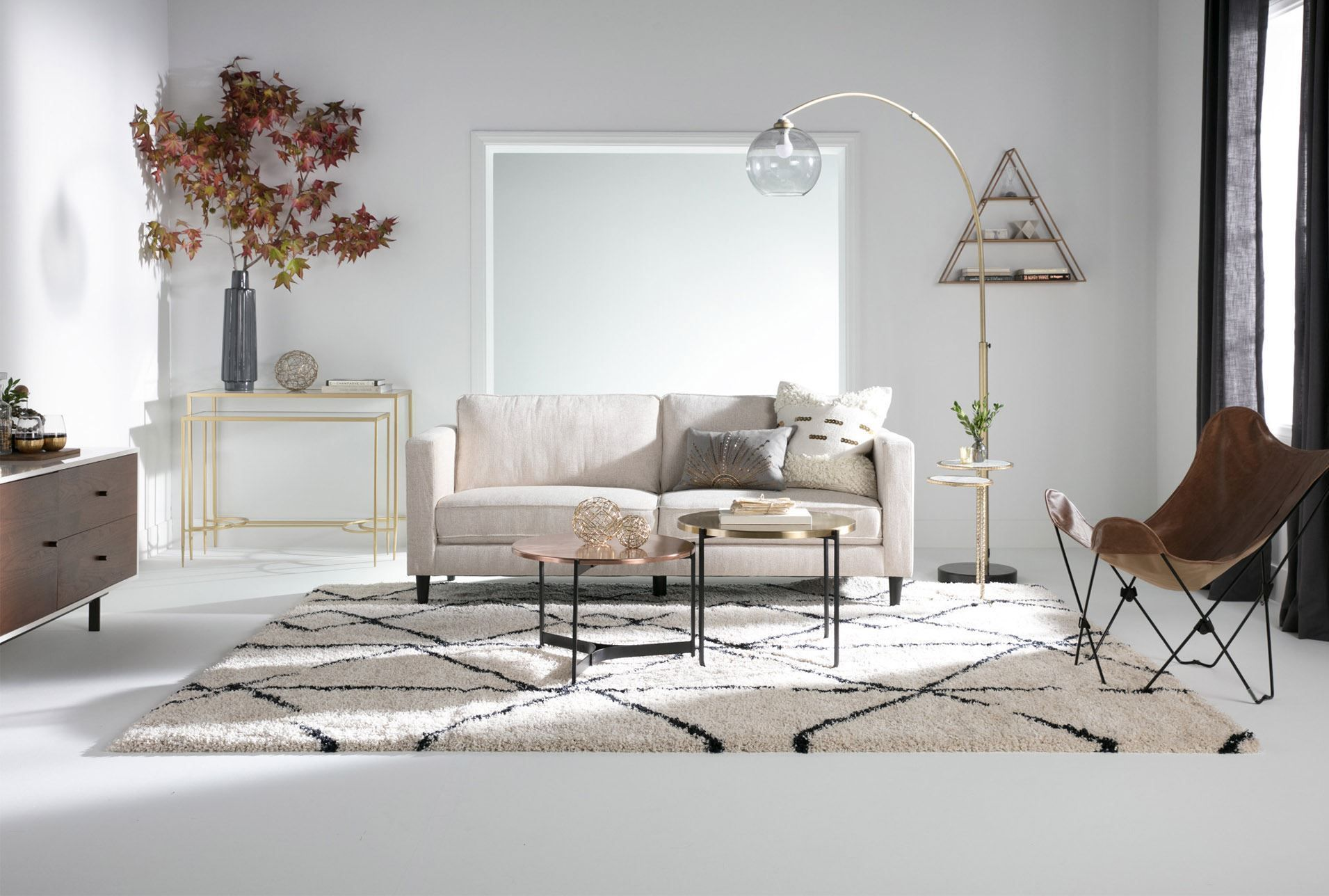 Cosmos Natural Sofa, Beige | Natural sofas, Living rooms and Room