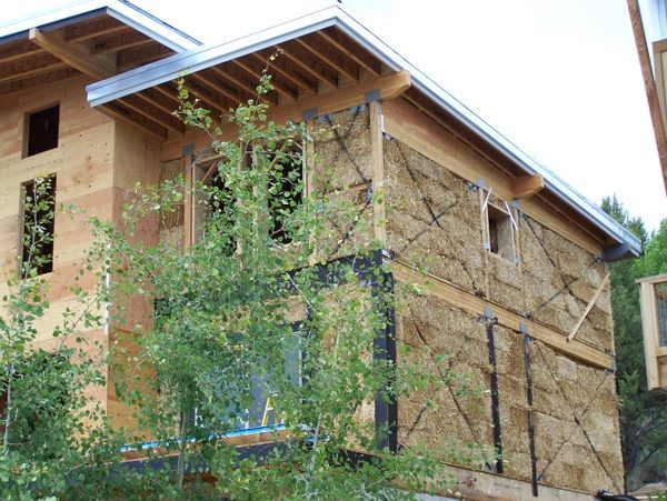 2 Story House Dreams Of Straw Bales And Timber Frames