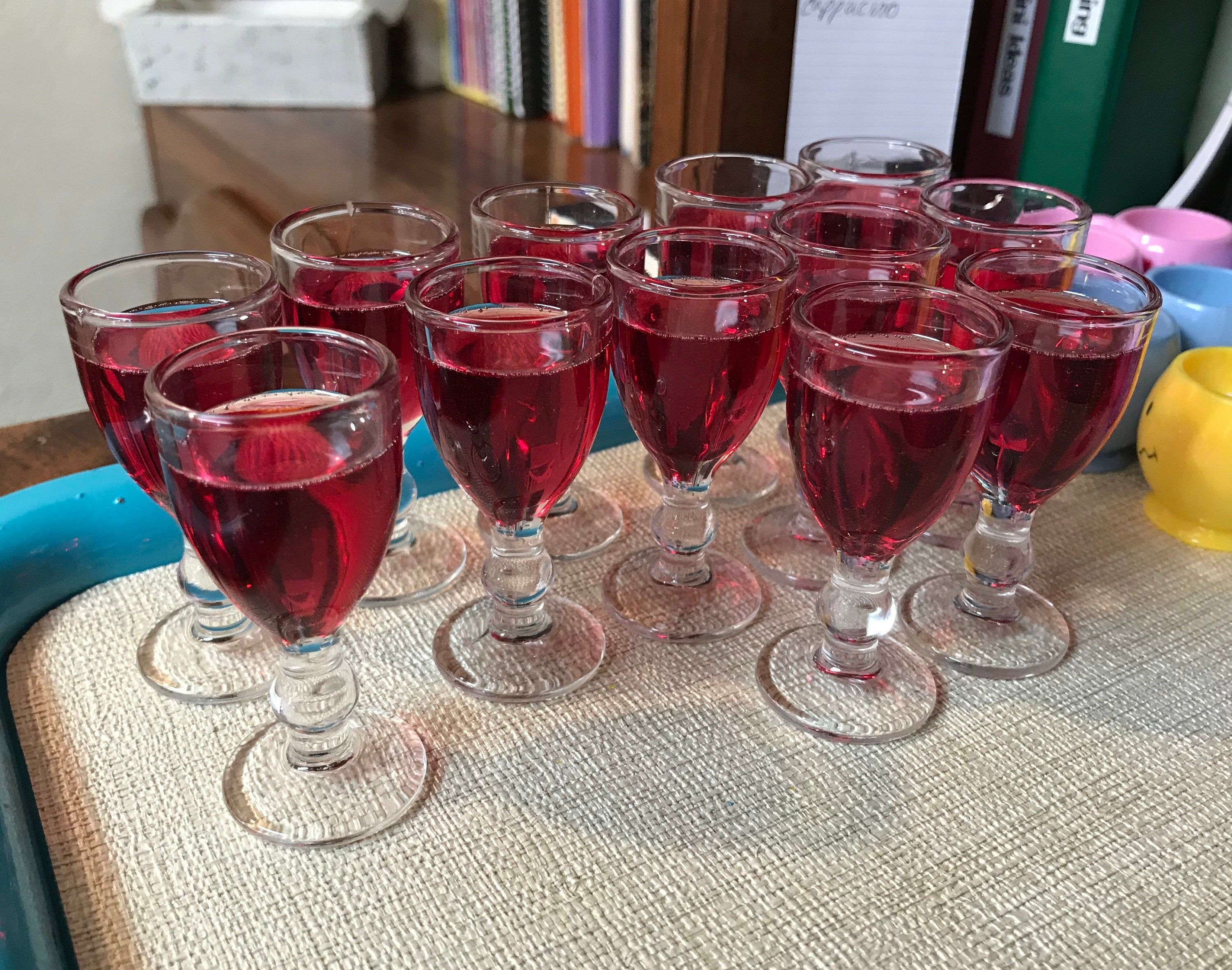 Wine O Clock Glass Of Wine Faux Real Food For American Etsy American Girl Doll Food Wine O Clock Real Food Recipes