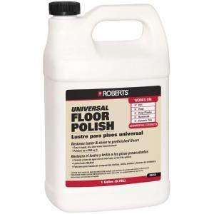 Roberts 1 Gal Universal Floor Polish
