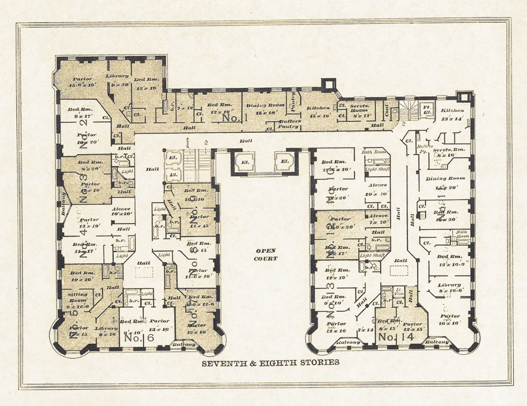 Apartment Building Blueprints floor plan historic japanese house - google search | mansions
