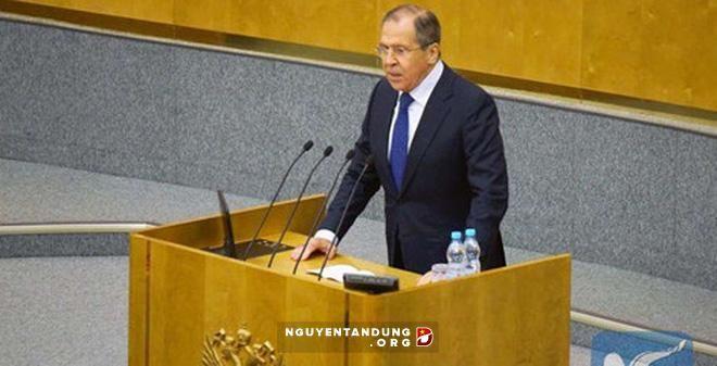 Nga nói bị ép buộc vào thế đối đầu với phương Tây