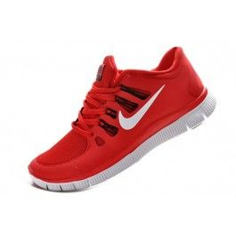 nike free 5.0+ herresko rød hvit nike sko tilbud billige nike sko på nett nike sko nettbutikk norg