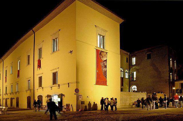 Potenza - Palazzo Loffredo - Museo Naz. Dinu Adamesteanu - extnott by Basilicata Turistica, via Flickr #InvasioniDigitali il 28 aprile alle ore 10.30 Invasore: Michele Franzese