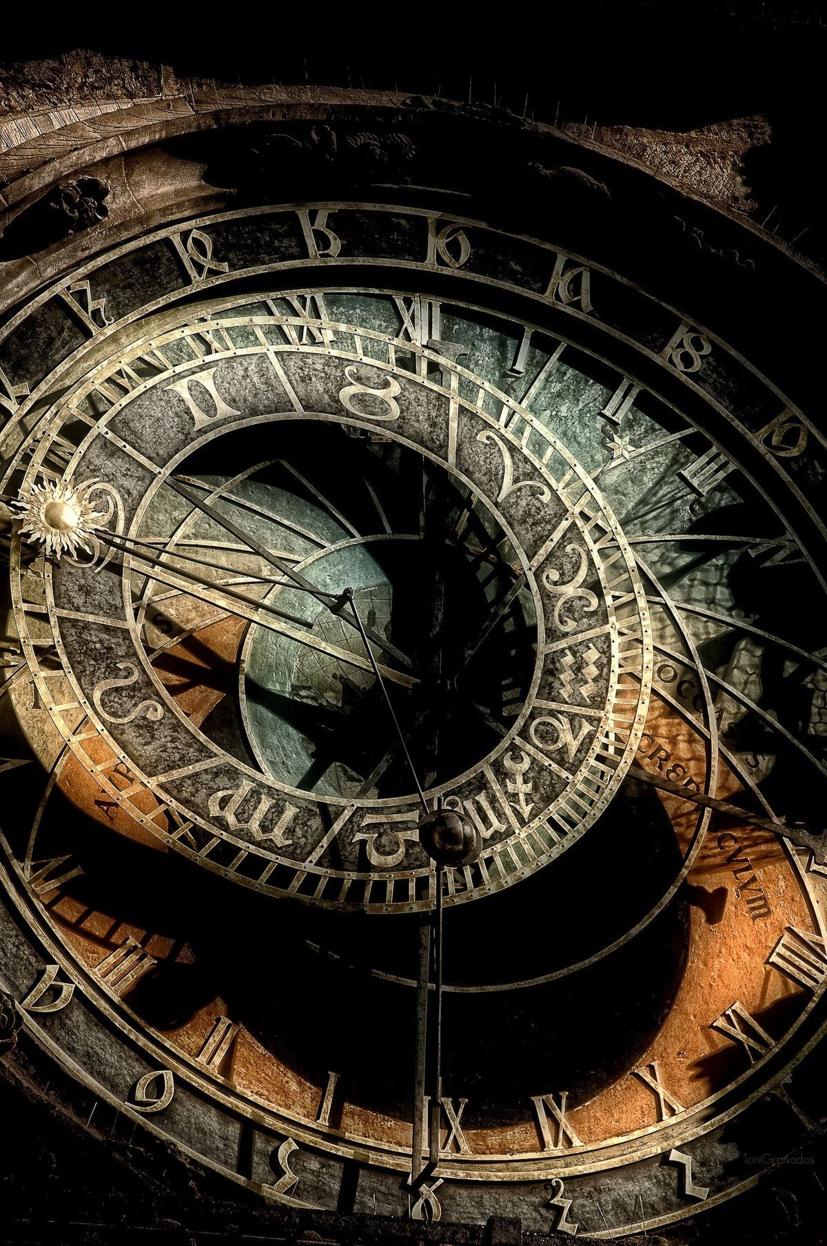 Pin by ꠸αƞϵ on Tiƈƙ Toƈƙ... Clock, Phone wallpaper, Best