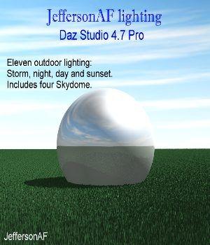 JeffersonAF Skydome 2D