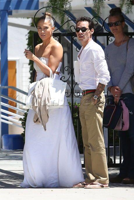 Jennifer Lopez Marc Anthony Maxi Dress Twins Park Kids