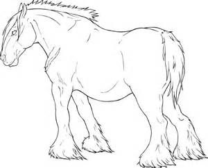 Draft Horse Coloring Pages Coloring Pages Horse Coloring Pages Horse Coloring Draft Horses