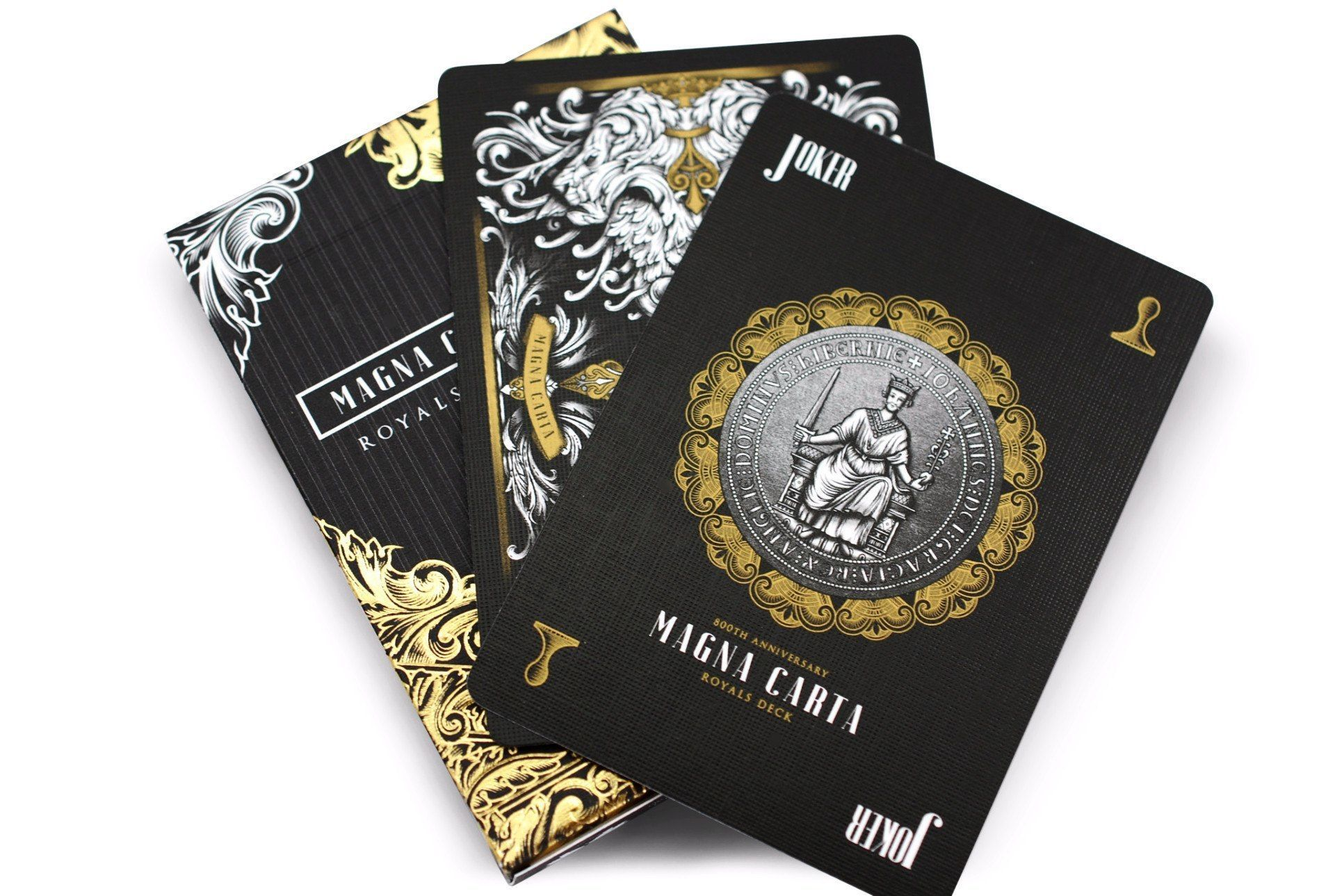 Magna Carta: Royals Playing Cards - RarePlayingCards.com - 4