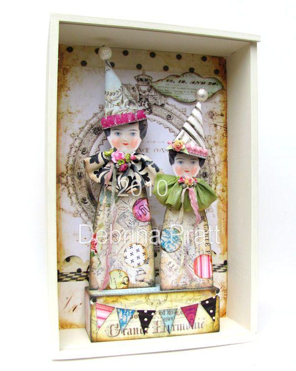 Paper Fairytale Blog of Debrina Pratt - artist/owner of Land of Enchantment