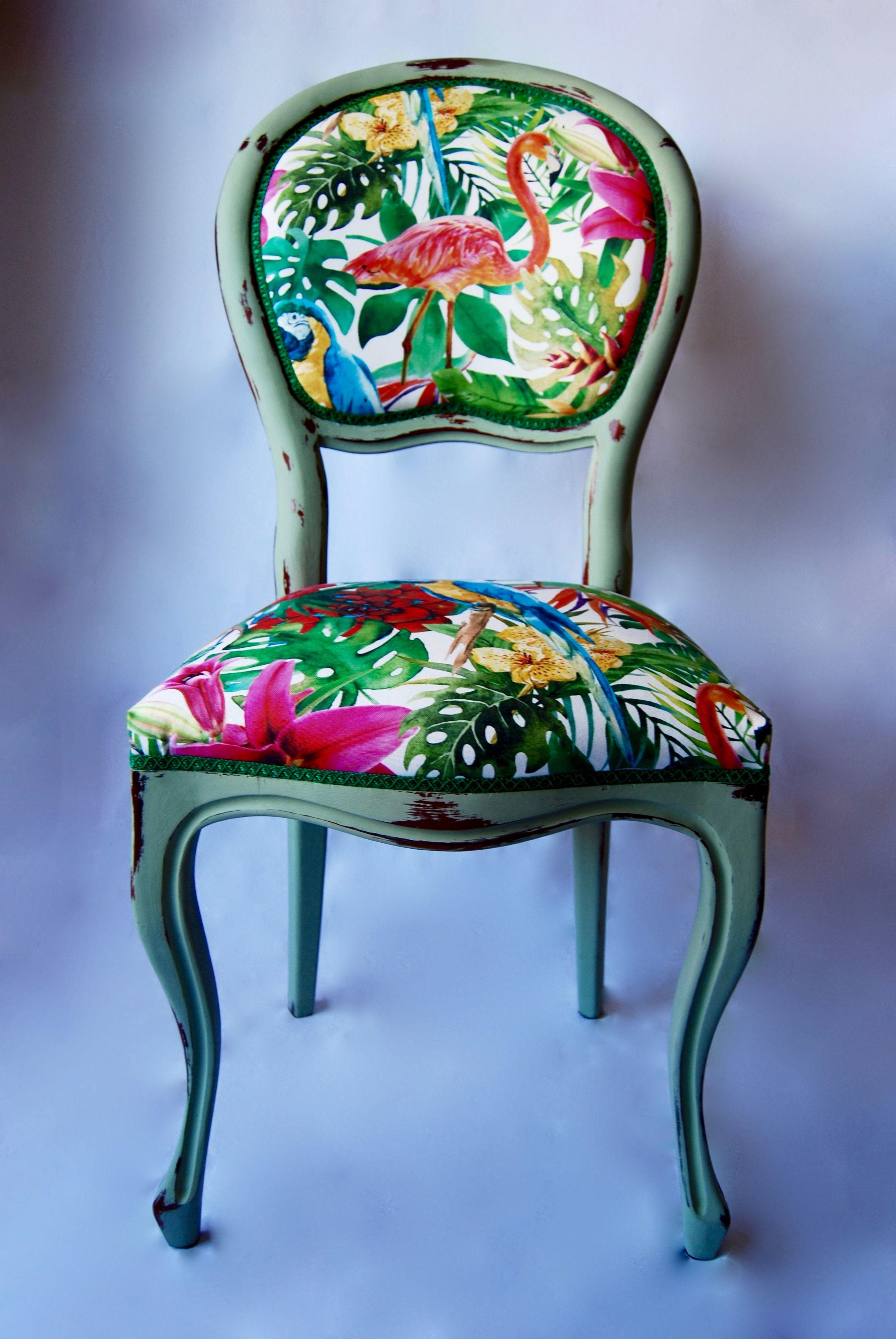 Restauraci n de sillas isabelinas estilo kitsch muebles - Sillas antiguas restauradas ...
