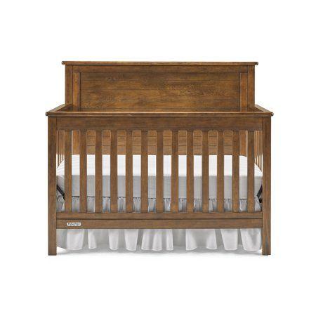Baby Convertible Crib Cribs Rustic Crib