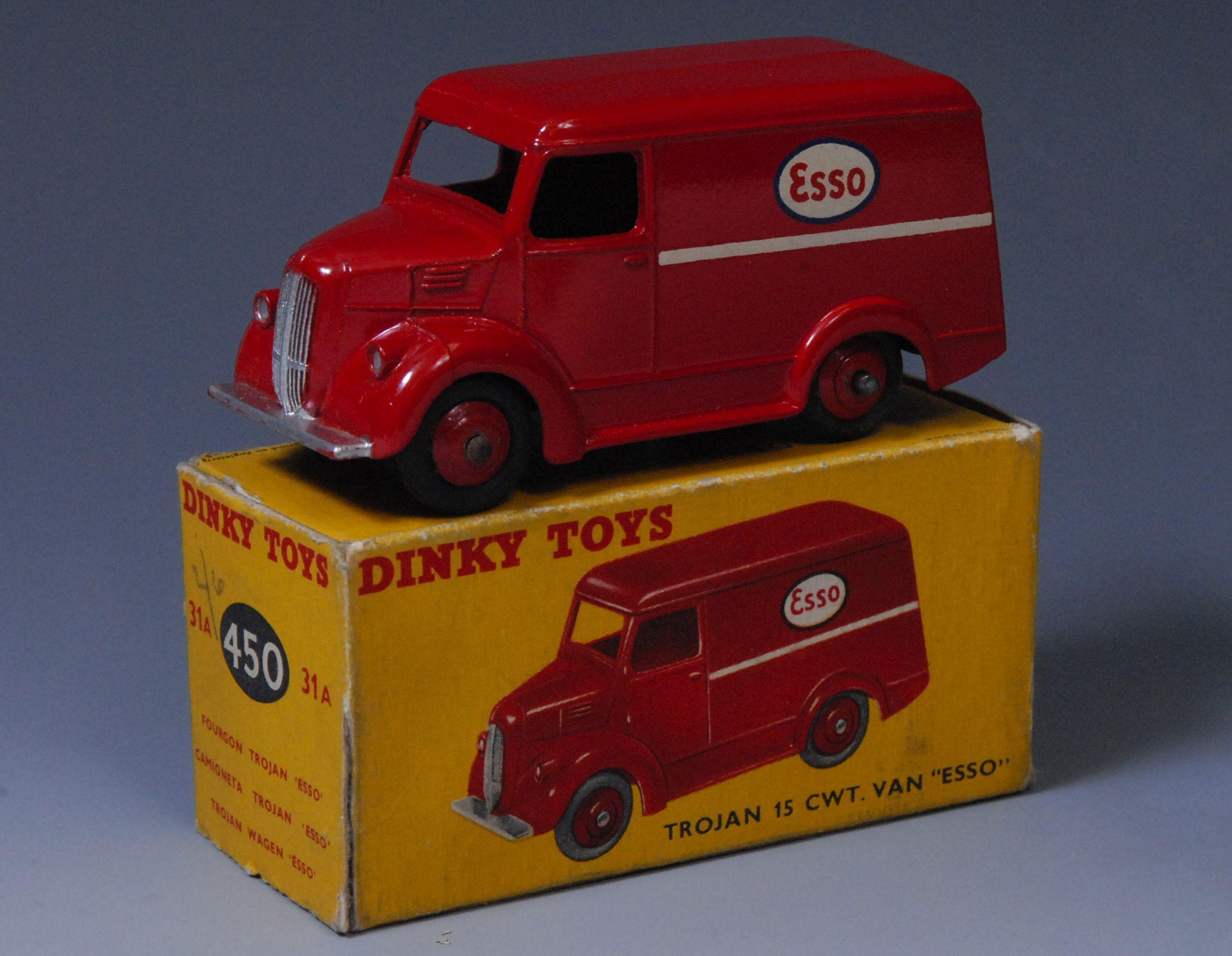 Dinky Toy Trojan Miniaturas - Veiculos Toys Corgi