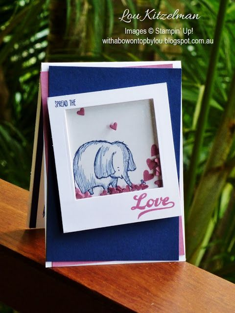 Love You Lots Stamp Set by Stampin' Up!