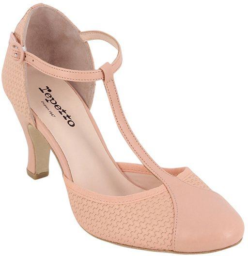 Repetto Salomé Baya Chaussures Femme Rose, Repetto Chaussures, Chaussures  Salomé, Chaussure Rose, 7f743e562107