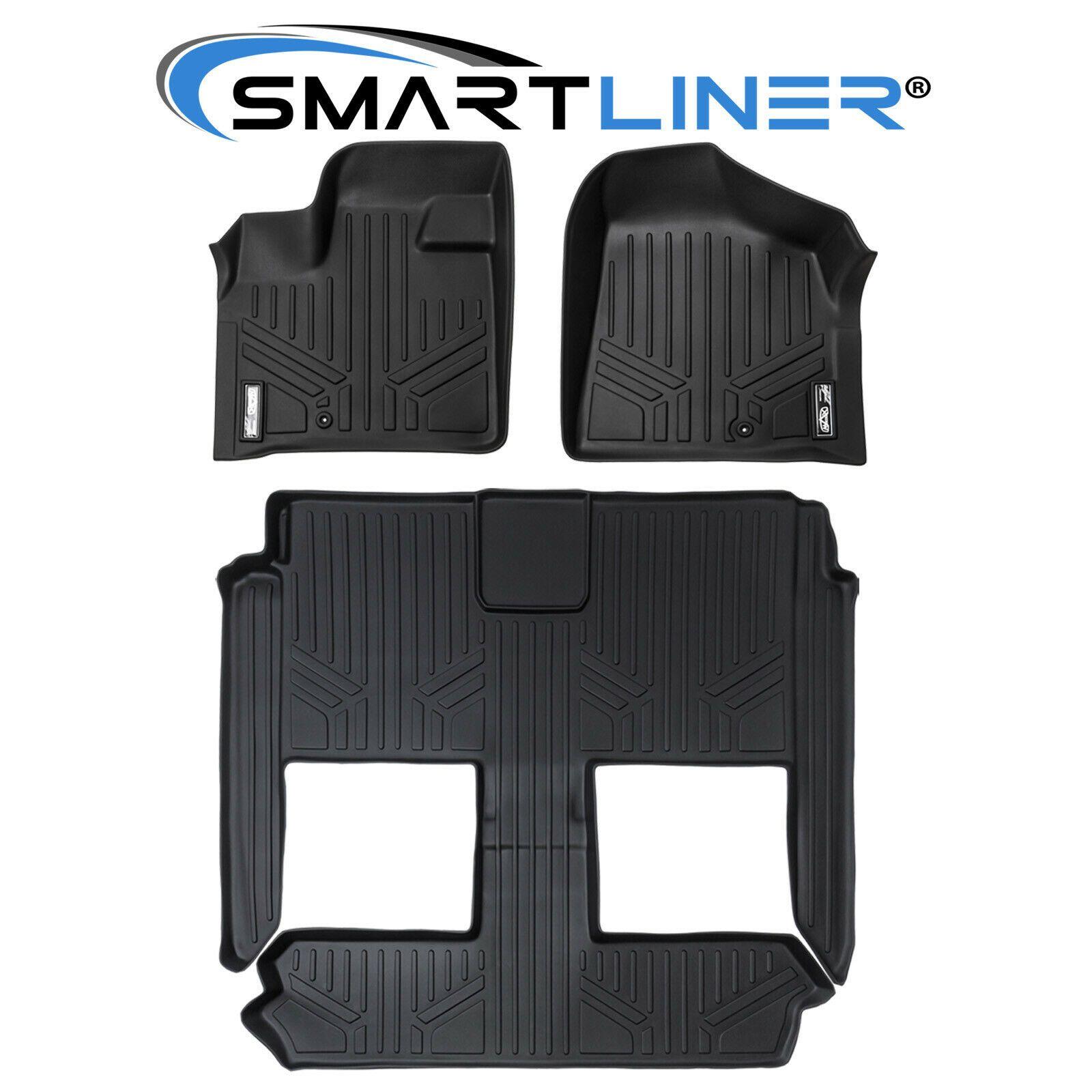 SMARTLINER Floor Mats Liner Set For 20082020 Grand