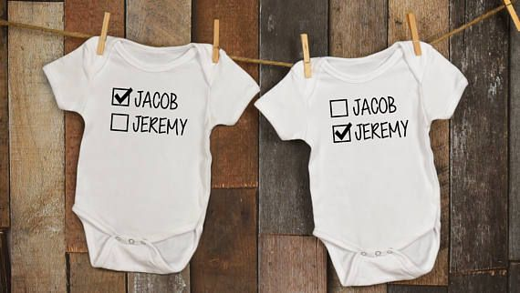 Twins set twins outfit custom baby gift customized bodysuit baby twins set twins outfit custom baby gift customized bodysuit baby bodysuit negle Choice Image