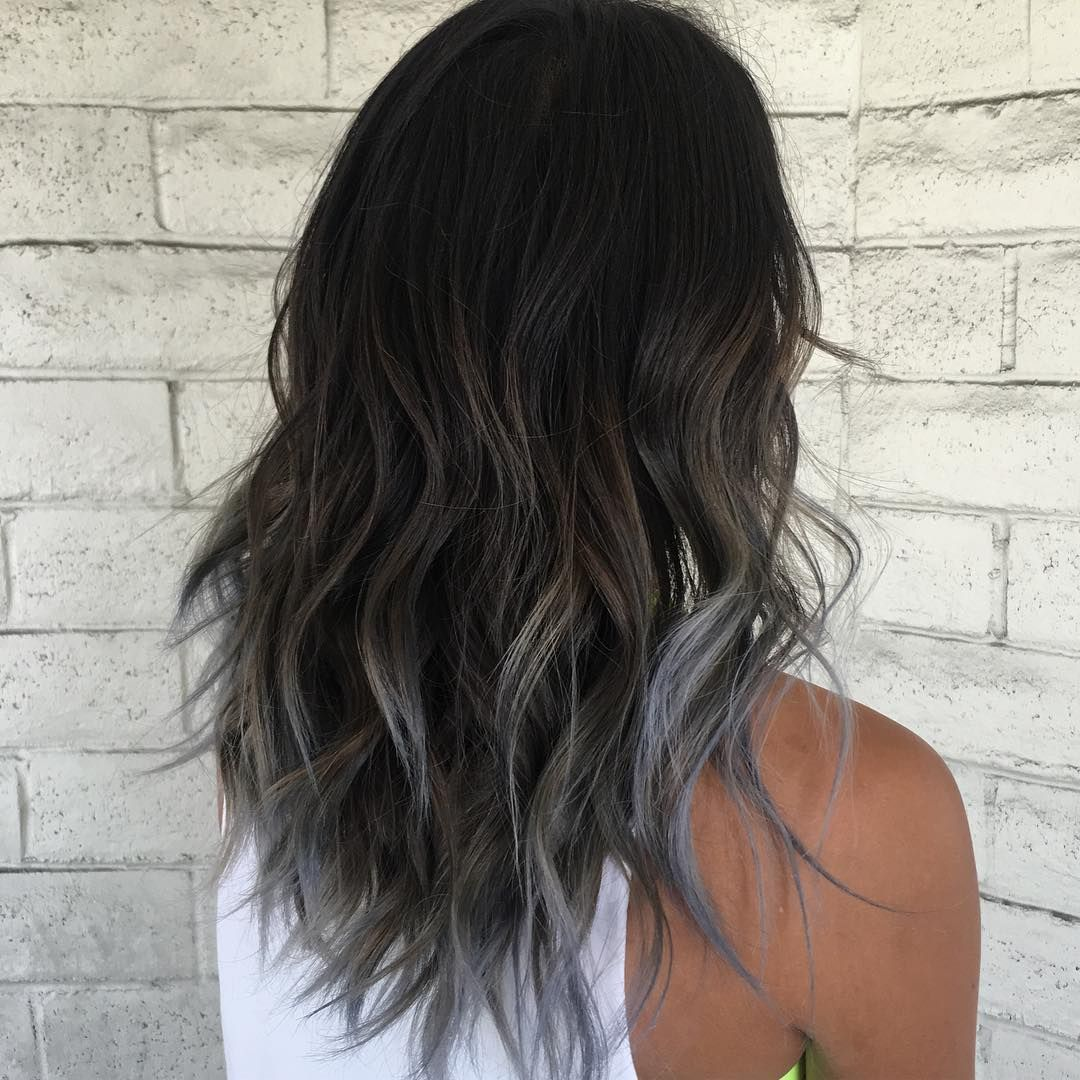 40 Ombre Saç Rengi ve Modelleri 2018