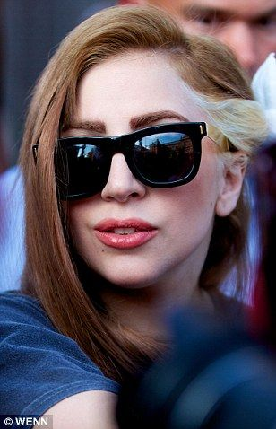 Lady Gaga Dyes Her Hair Louis Vuitton Brown As She Gives Fans A