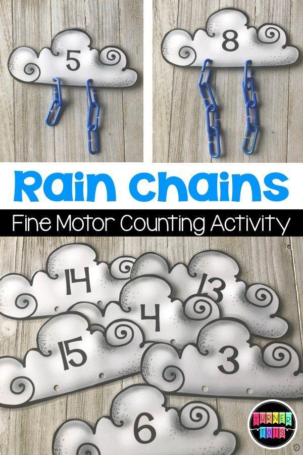 Weather Theme Preschool Activities | Turner Tots