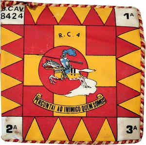 Batalhão de Cavalaria 8424/74 Moçambique