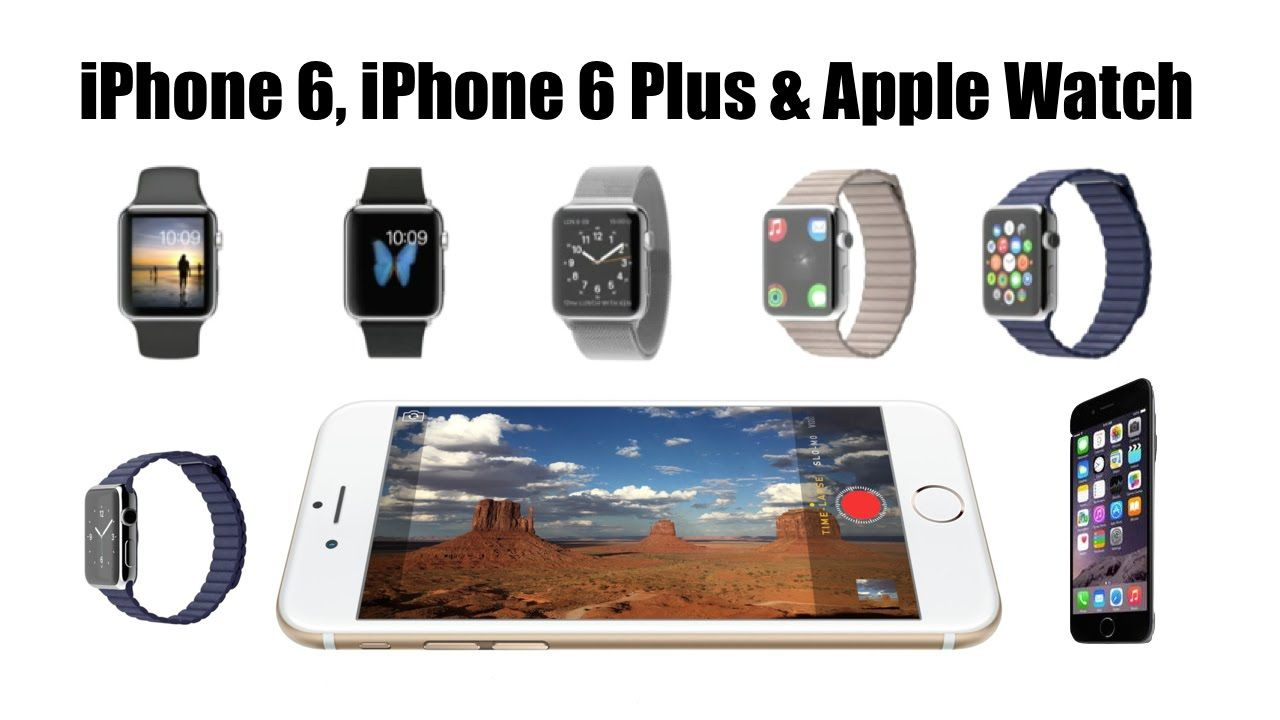 iPhone 6, iPhone 6 Plus, Apple Watch,iOS 8 Release Date