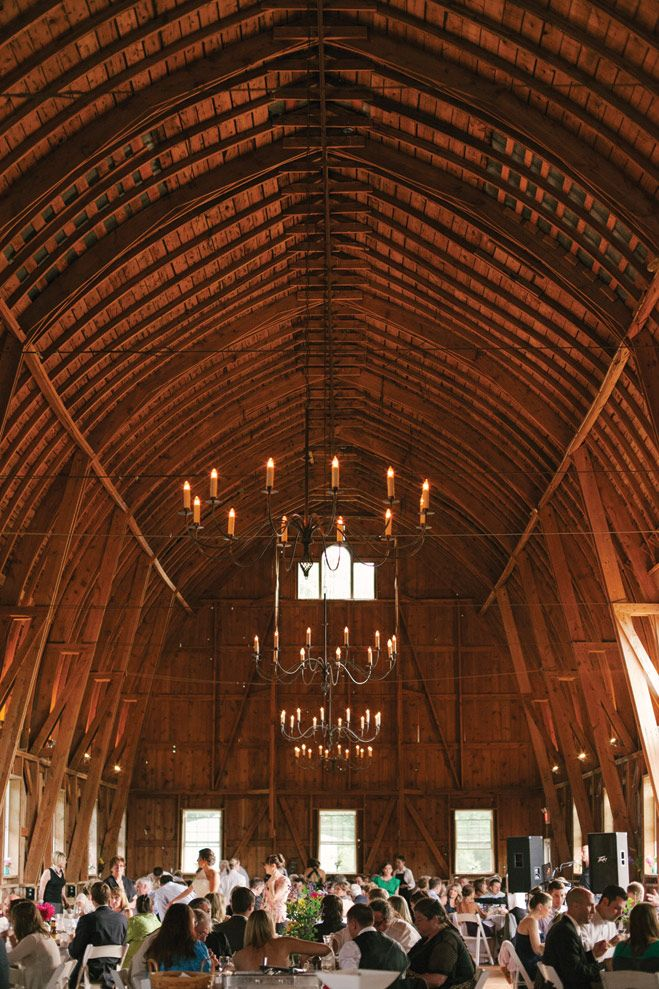 Jamie & Mike: A Rustic Country Barn Wisconsin Wedding ...
