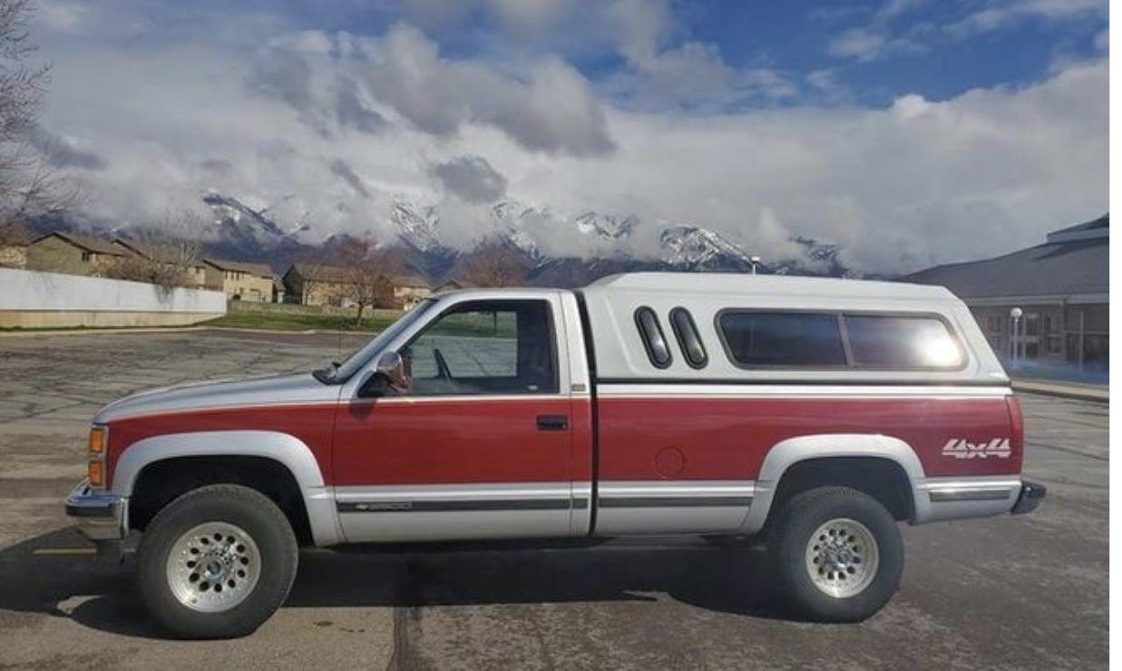 1990 Chevrolet K2500 In 2020 Gmc Trucks Chevrolet Gmc