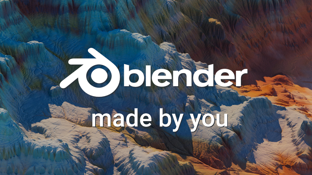 Home of the Blender project Free and Open 3D Creation