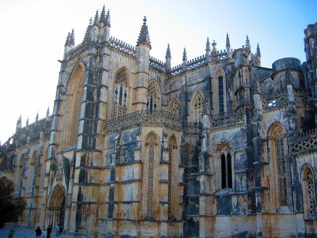 ÓBIDOS -NAZARÉ -ALCOBAÇA -BATALHA -COIMBRA -Diarios de Viajes de Portugal- Artemisa23 - LosViajeros