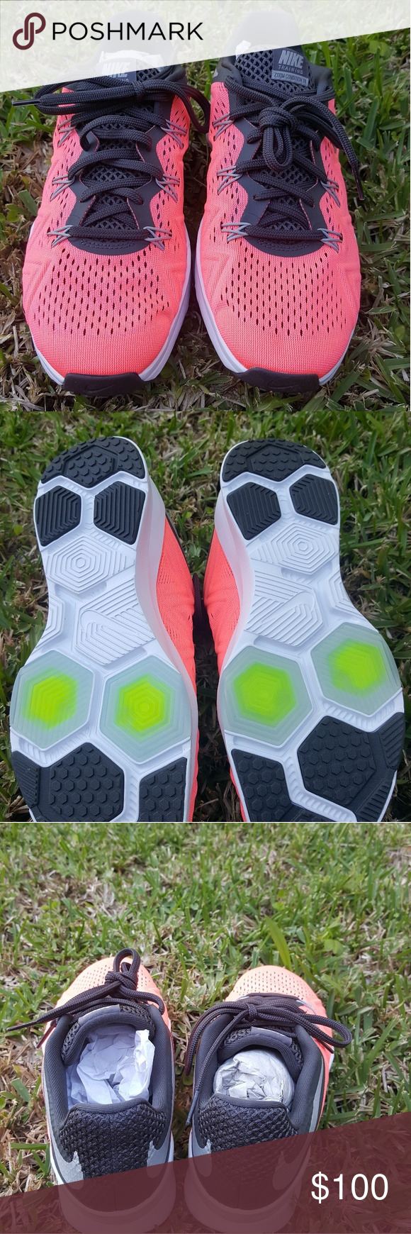 e58c1b01a931 Nike Zoom Condition TR Womens Lava Glow Matte NWT