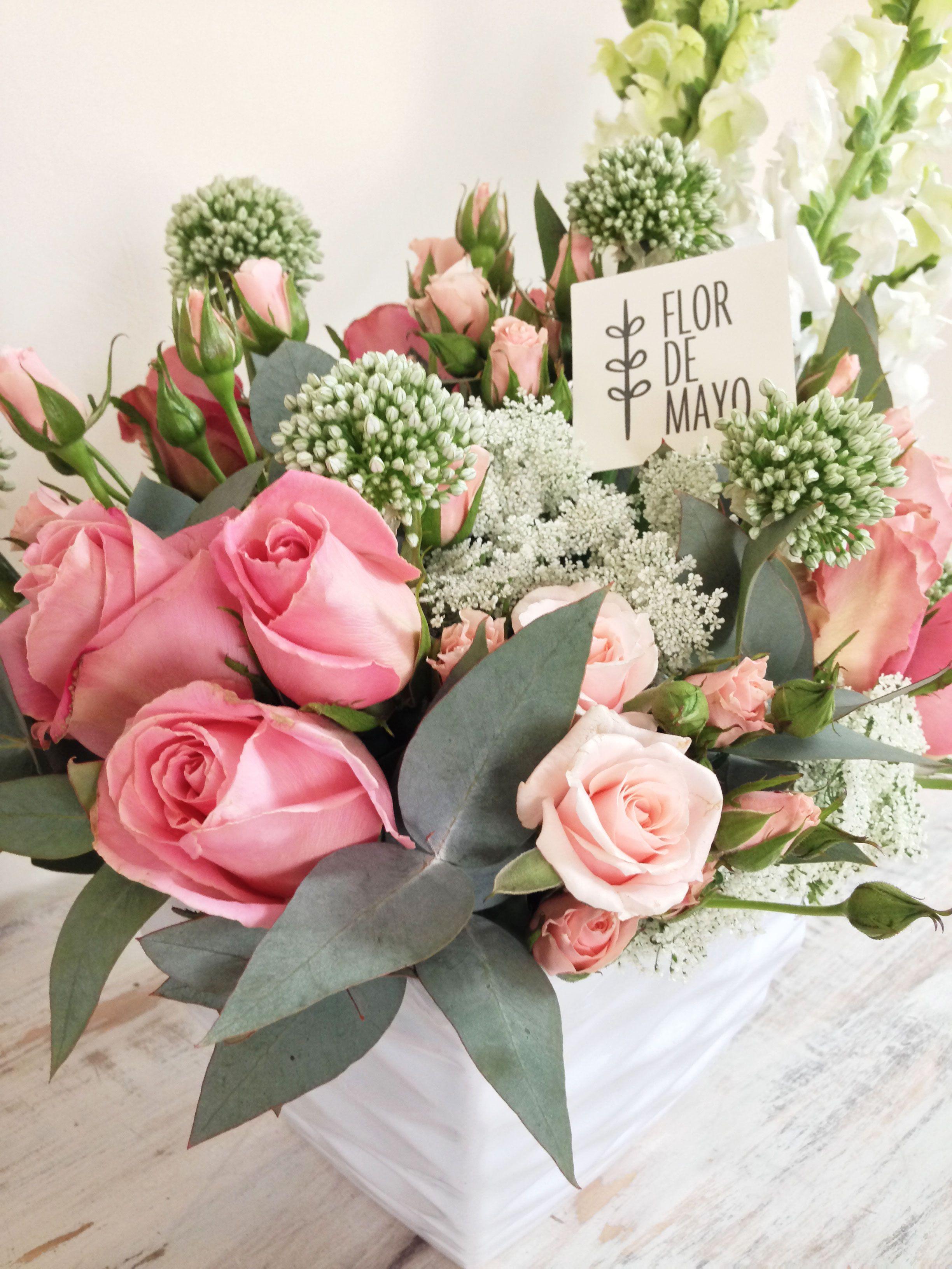 #babyshower #babygirl #pinkflowers #cute #sweet #showergift #eos #baby #pink #flordemayo