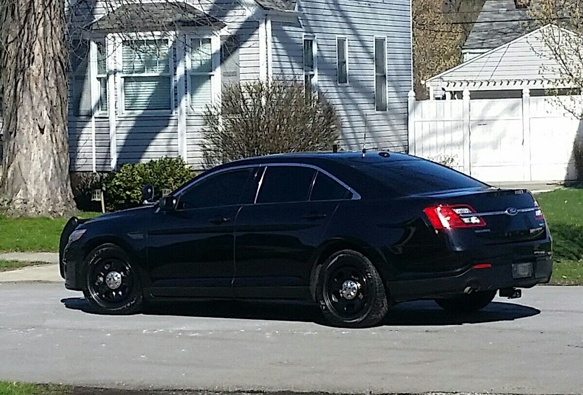 Pin By Sean Vester On Ford Taurus Interceptor Ford Police