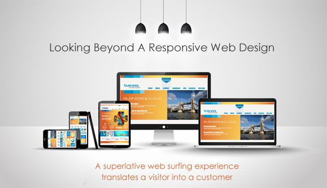 Millions of mobile users across the world today, are the potential visitors to your websites. And designing a website that caters to the requirements of these users, and provides them a better surfing experience is of utmost importance. While we discuss about Website for the mobile users – did 'responsive web design' just flash through your mind?