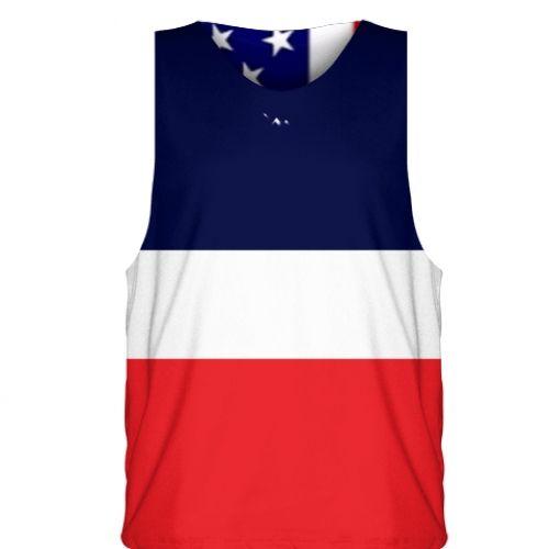 e69c60595b5 Red+White+and+Blue+Striped+Basketball+Jersey | Custom Basketball ...