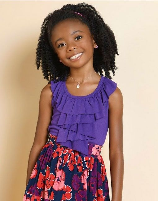 The African American children hairstyles are boundless. Larger part of African Americans don't demonstrate their genuine hair. You rarely will see an African