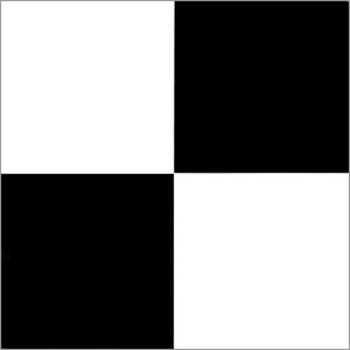 Details About 12x12 Vinyl Floor Tiles Solid Black And White