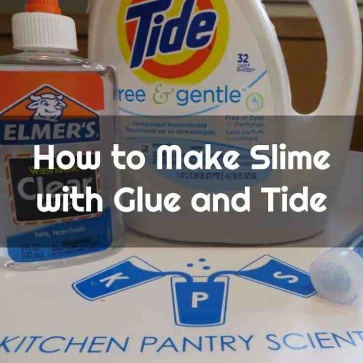 Complete guide how to make slime easy way slime craft and slime how to make slime with glue and tide ccuart Choice Image