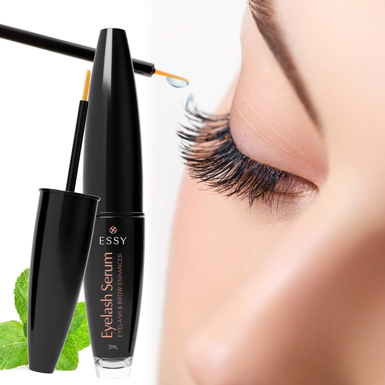 Eyelash growth serum for lash and brow eyelash growth