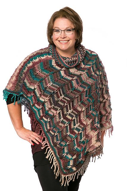Ravelry Marly's Perfect Simple Cowl Poncho Pattern By Marly Bird Enchanting Crochet Poncho Pattern Ravelry