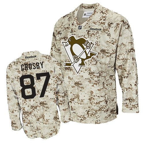 Sidney Crosby jersey-80% Off for Reebok Sidney Crosby Premier Men's Jersey  - NHL Pittsburgh Penguins #87 Camouflage from official Reebok NHL Pittsburgh  ...