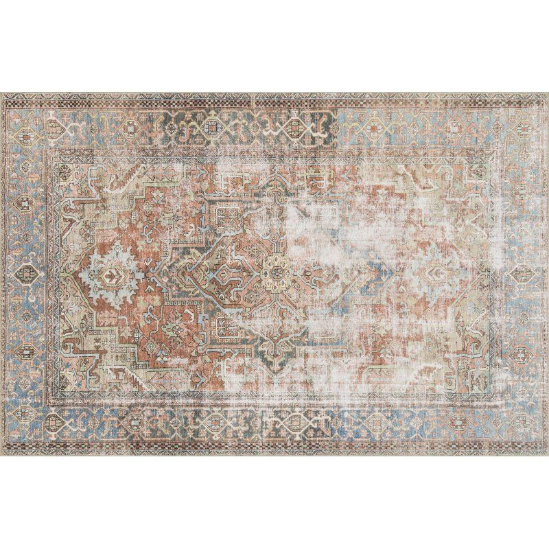 Skye Terracotta Area Rug 2251 Inspiration In 2019