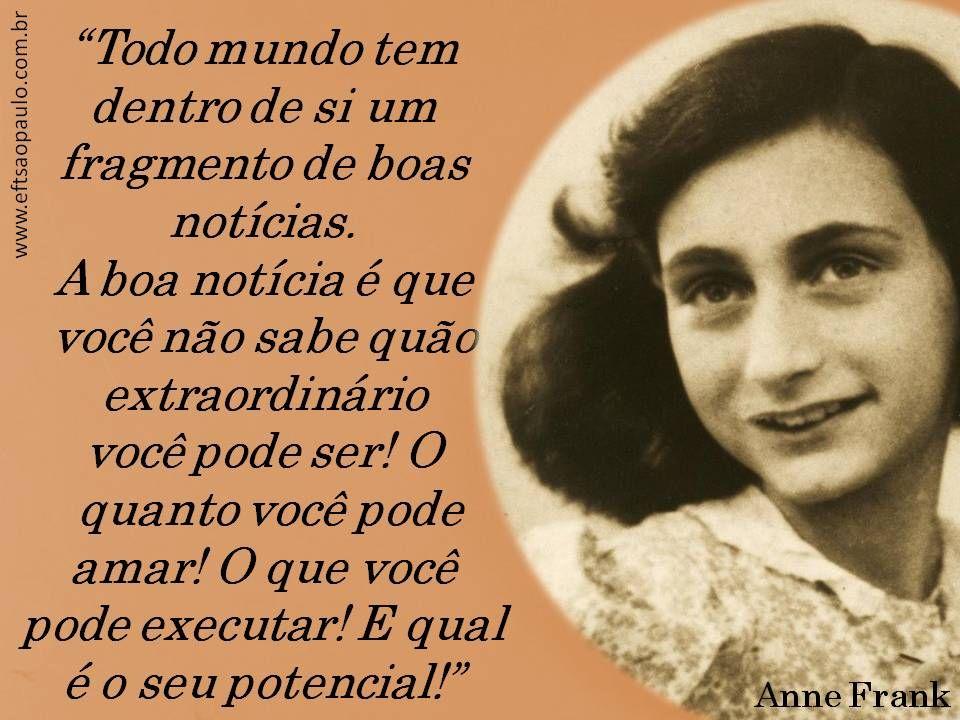 Anne Frank Anne Frank Anne Frank Frases Quotes