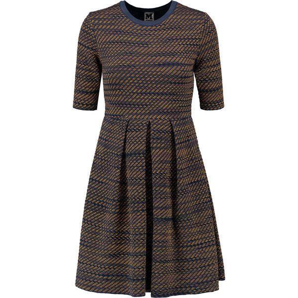 M Missoni Woman Stretch-knit Dress Black Size 42 M Missoni 11q3vlpG