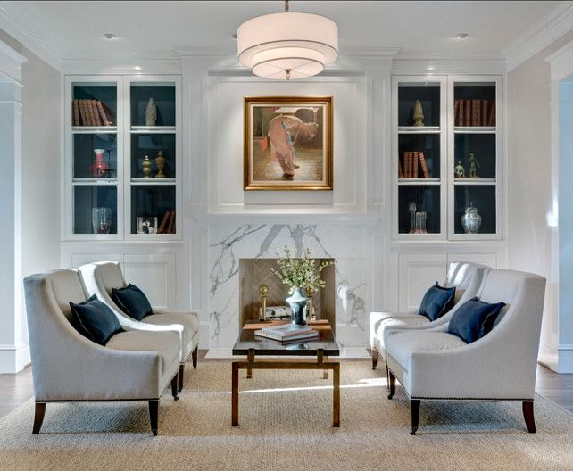 This Dallas Home Is Rich In Its History Says Interior Designer Linda Fritschy Of The White Classic Revival Style House She Was Tasked Wit